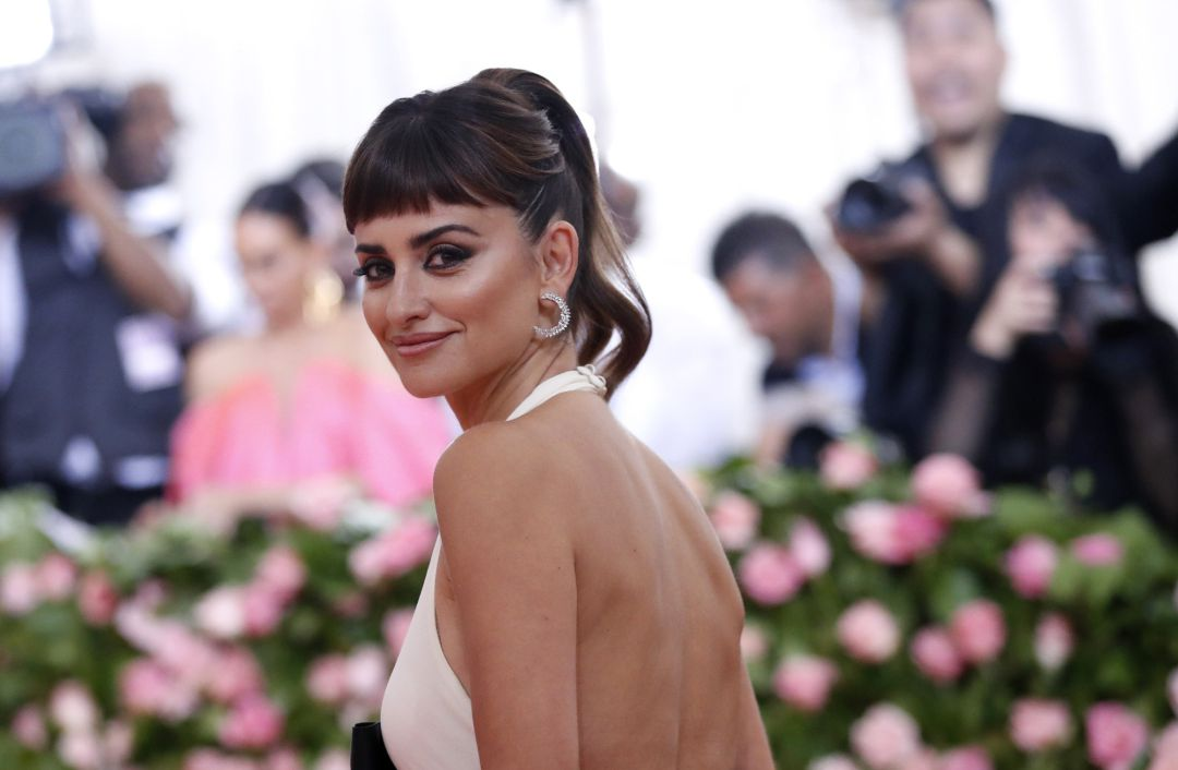 Metropolitan Museum of Art Costume Institute Gala - Met Gala - Camp: Notes on Fashion - Arrivals - New York City, U.S. - May 6, 2019 - Penelope Cruz