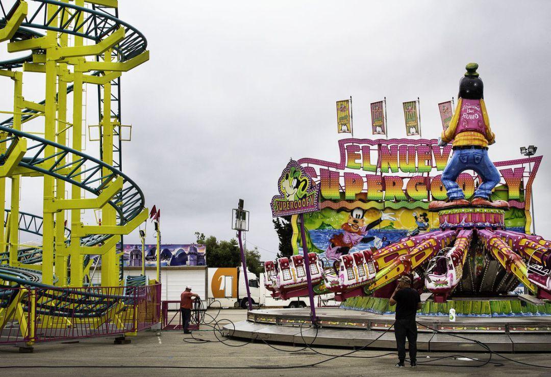 El domingo abrirá la zona de las atracciones de Feria con descuentos del 50%