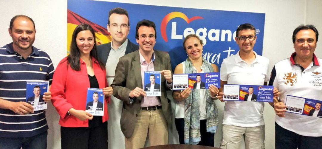 """Recuenco propone """"limpiar Leganés de suciedad y delincuentes ..."""