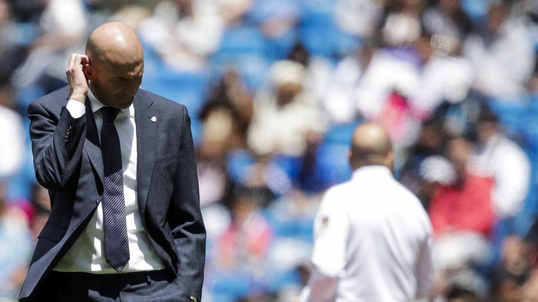 Hace dos meses era inimaginable que Zidane dijese esa frase