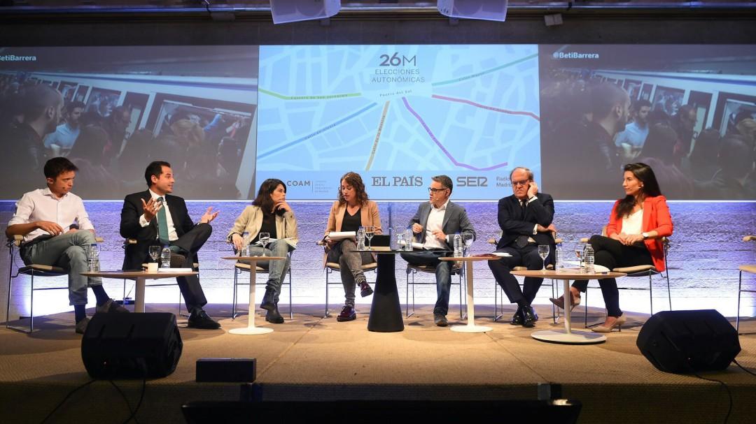 Así te hemos contado el debate de los candidatos a la Comunidad de Madrid