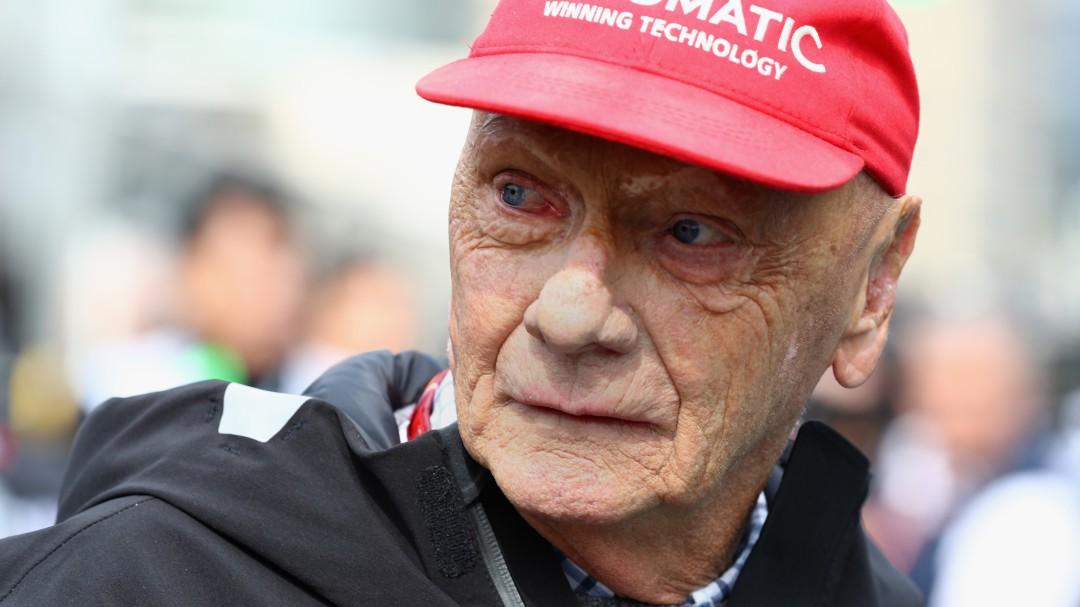 Muere el expiloto de Formula 1 Niki Lauda a los setenta años