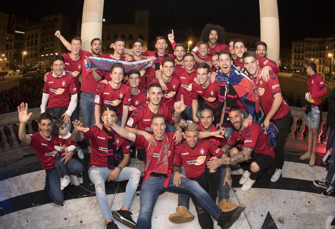 Osasuna ya es de Primera y el Granada puede subir este fin de semana
