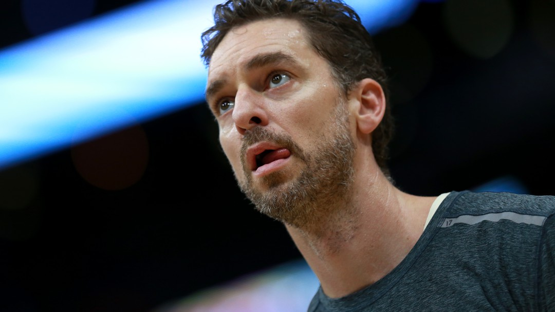 Pau Gasol confirma que no estará en el Mundial de China