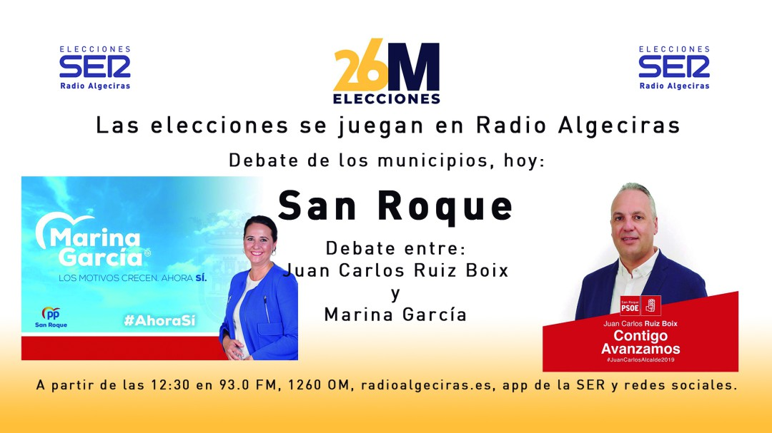 Debate municipio de San Roque