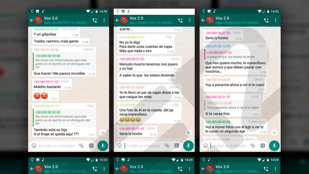 Denuncias, amenazas e insultos: Vox estalla en un pueblo de Madrid