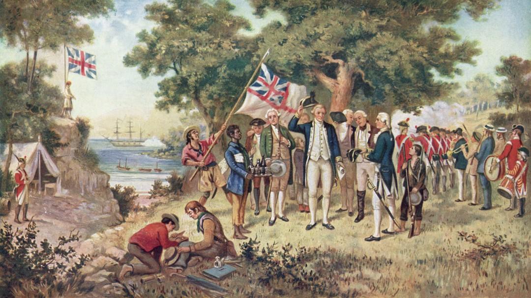 Los portugueses descubrieron Australia 300 años antes de la llegada del Capitán Cook