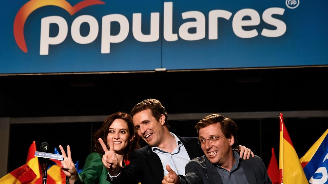 El PP puede gobernar en 4 grandes capitales con pactos, PNV en Bilbao, ERC en Barcelona y PSOE en Sevilla