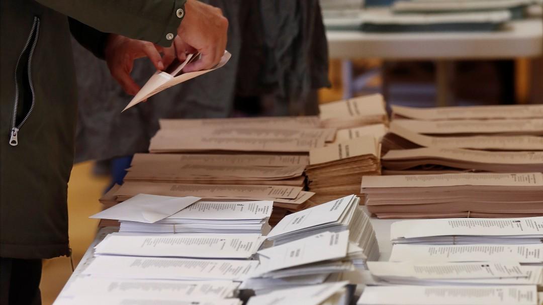 Sigue en directo los resultados electorales en Bizkaia