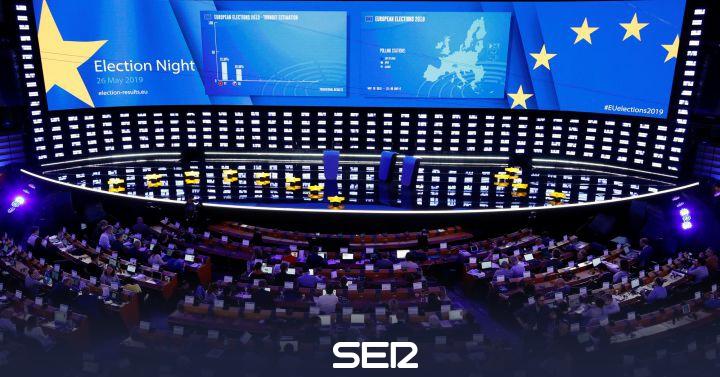 Un ciudadano se lía votando en las europeas y concede 6 puntos a Bielorrusia