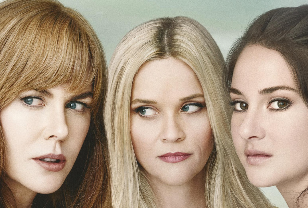 Cartel oficial de la T1 de 'Big Little Lies'