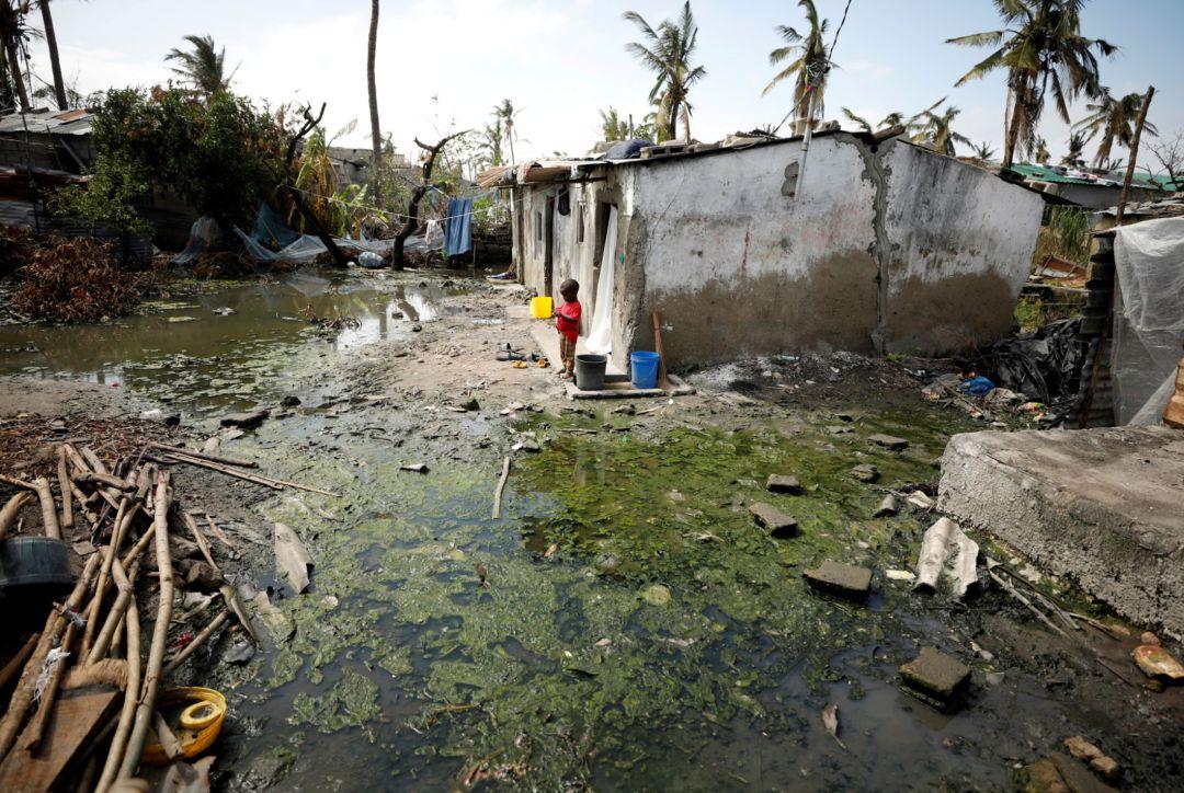 El ciclón Idai causa estragos y deja más de tres millones de afectados en África Sudoriental