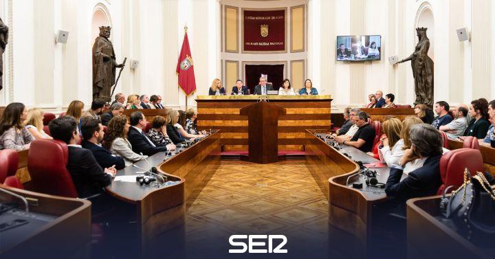 Arranca La Legislatura En Las Juntas Generales De Alava Con