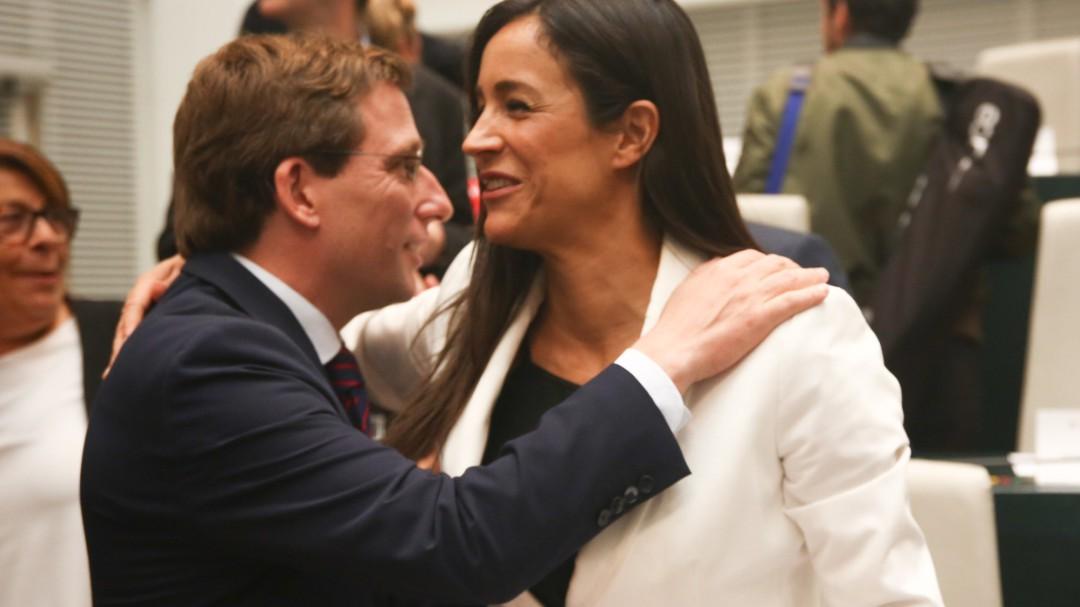 Jose Luís Martínez-Almeida investido como alcalde de Madrid