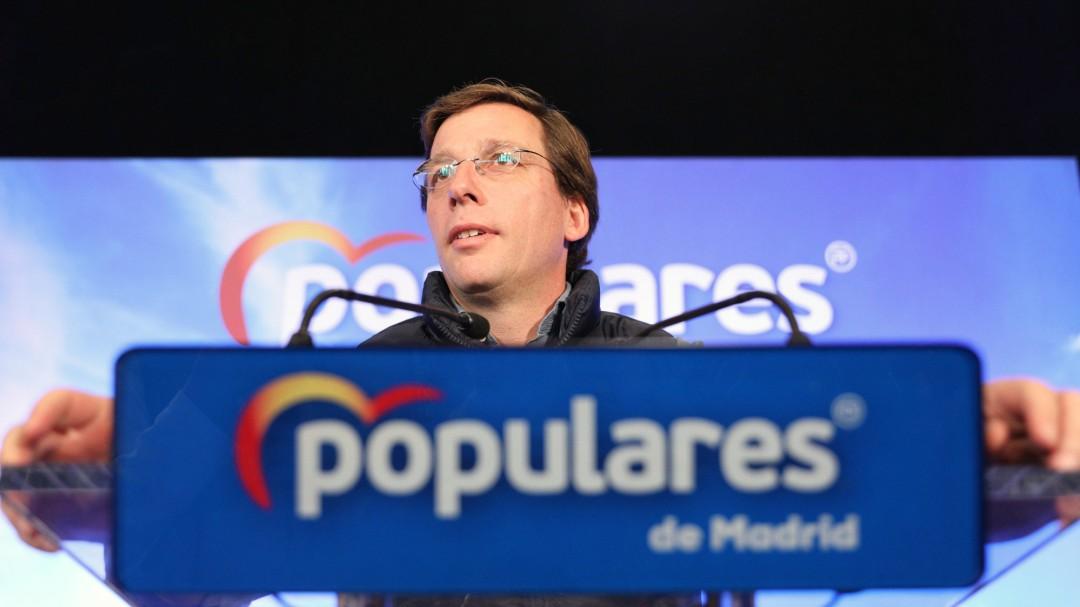 PP y Vox pactan que Almeida sea alcalde de Madrid en coalición con Ciudadanos