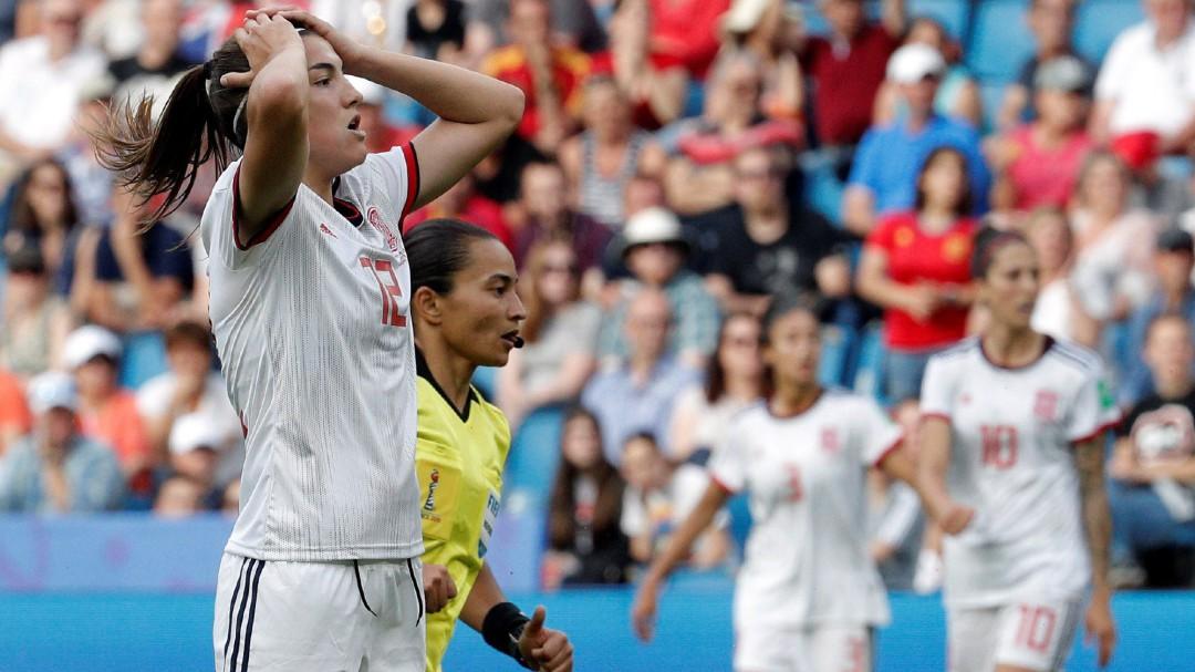 La Selección Española pasa a octavos pese a la resistencia china