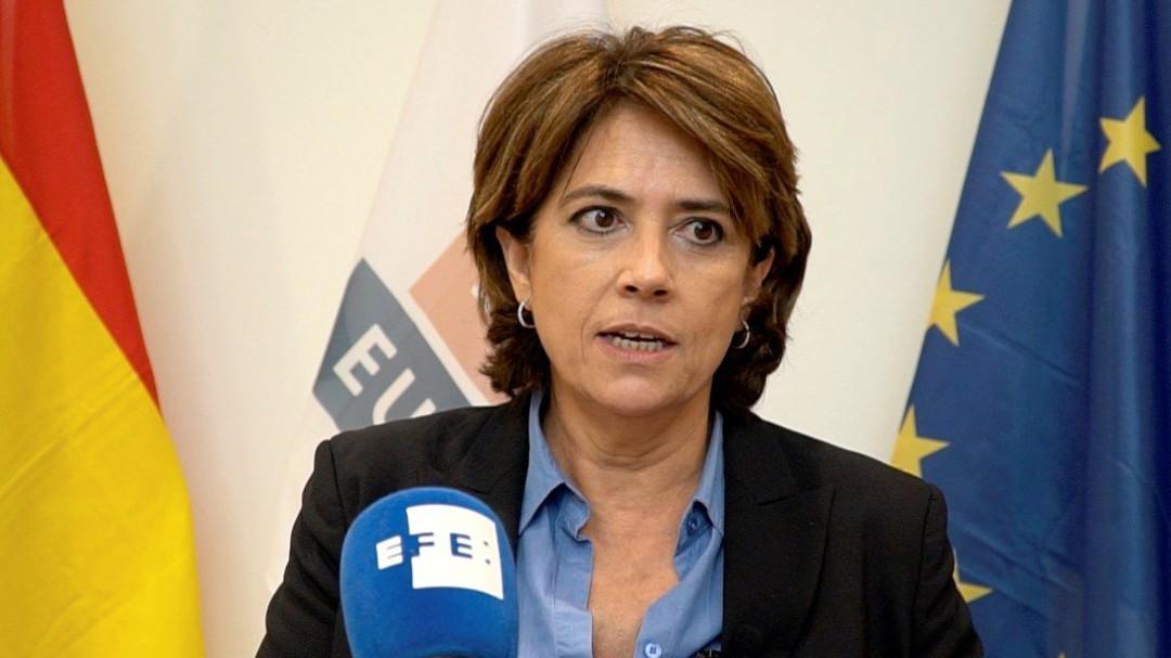 """La Fiscalía estudia denunciar al portavoz de Vox en Murcia por llamar """"puta"""" a Dolores Delgado"""