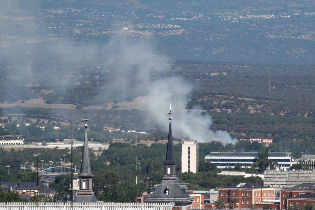 El 97% de la población respira aire contaminado.