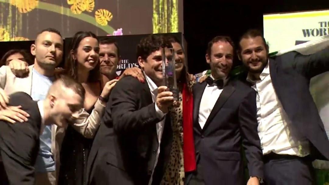 Tres restaurantes españoles, entre los 10 primeros puestos de la lista 50 Best