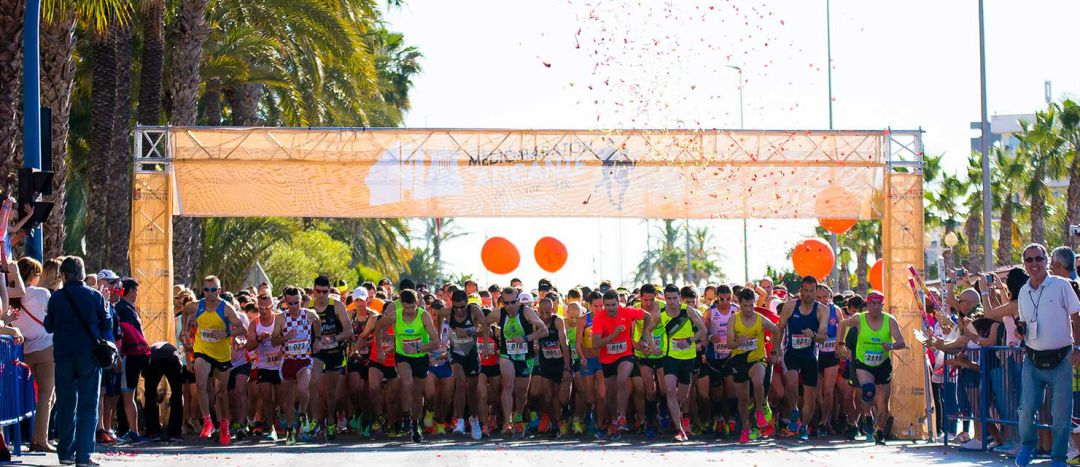 Los corredores reclaman un medio maratón 'coherente' para