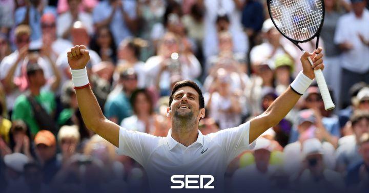 Djokovic se estrena con victoria en Wimbledon y avanza a segunda ronda