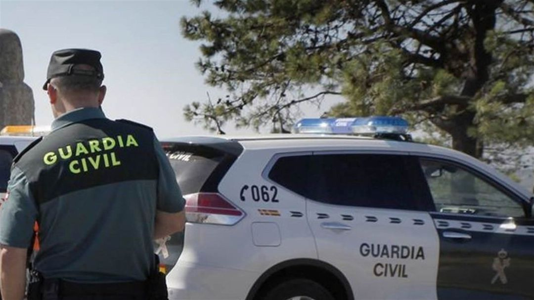 Agente de la Guardia Civil (archivo)