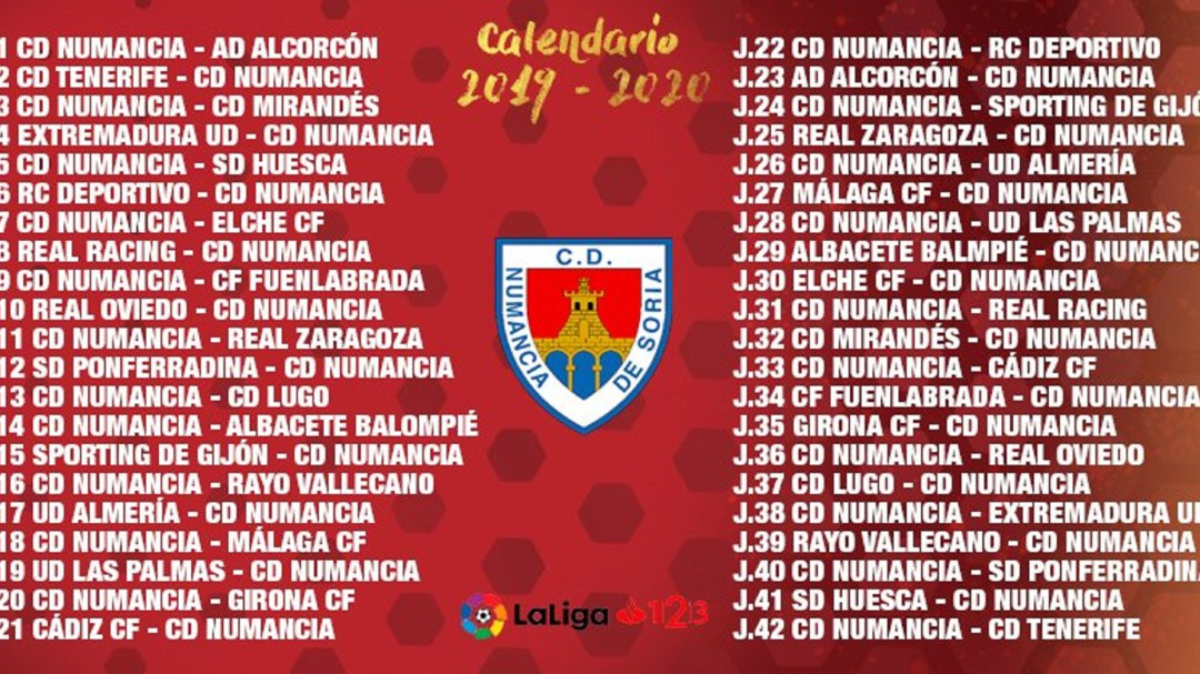 Calendario Liga 123.Ultimas Noticias Sobre Calendario Deportivo Cadena Ser