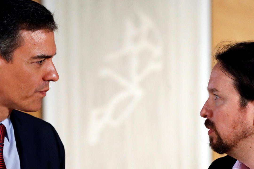 La negociación entre el PSOE y Podemos salta por los aires a pocas horas de la votación definitiva