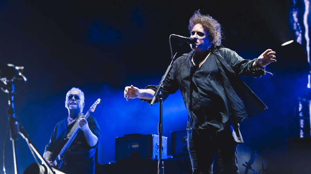 The Cure absuelve al Mad Cool