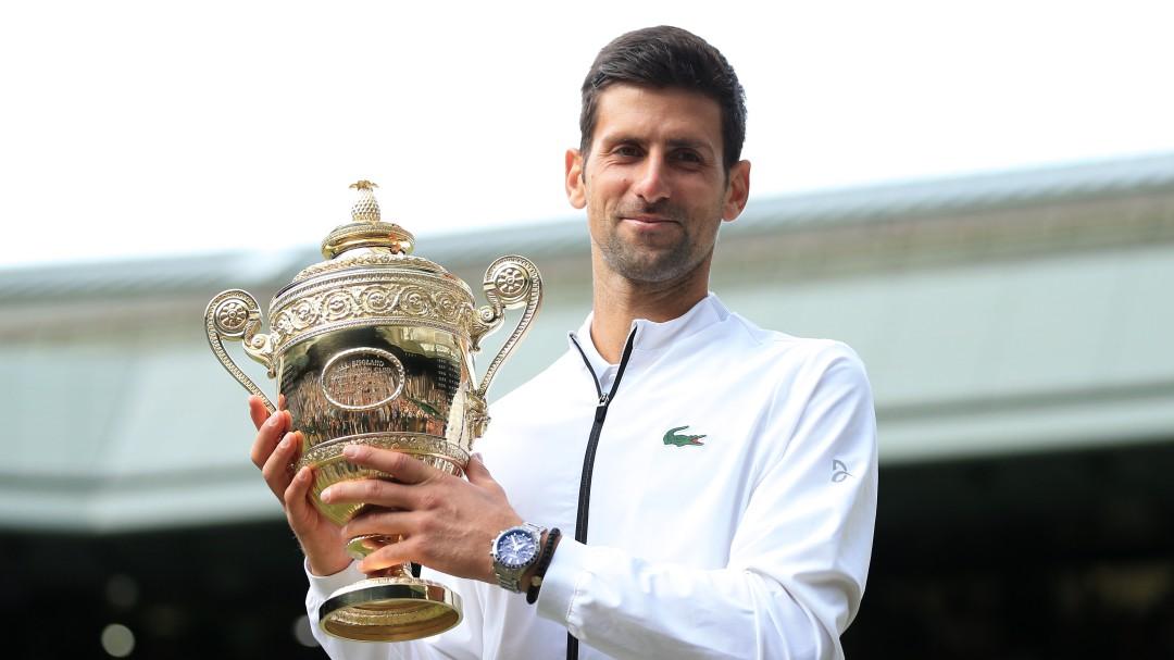 """Djokovic: """"Nadal y Federer son una de las razones por la que sigo compitiendo a este nivel"""""""