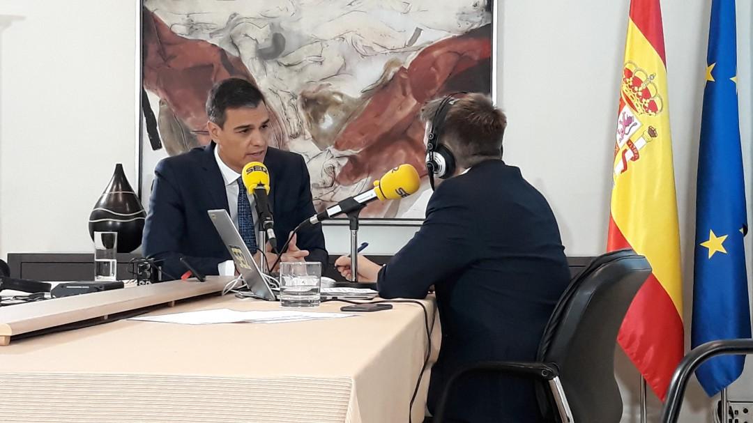Pedro Sánchez da por rotas las negociaciones con Unidas Podemos tras su consulta