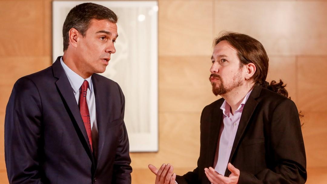 Sánchez pasa a la ofensiva y responsabiliza a Iglesias de supeditar la investidura a sus aspiraciones