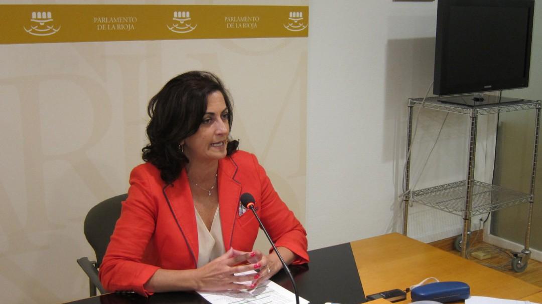 Podemos se suma a PP y Cs y tumba el primer intento de investidura de la socialista Concha Andreu en La Rioja
