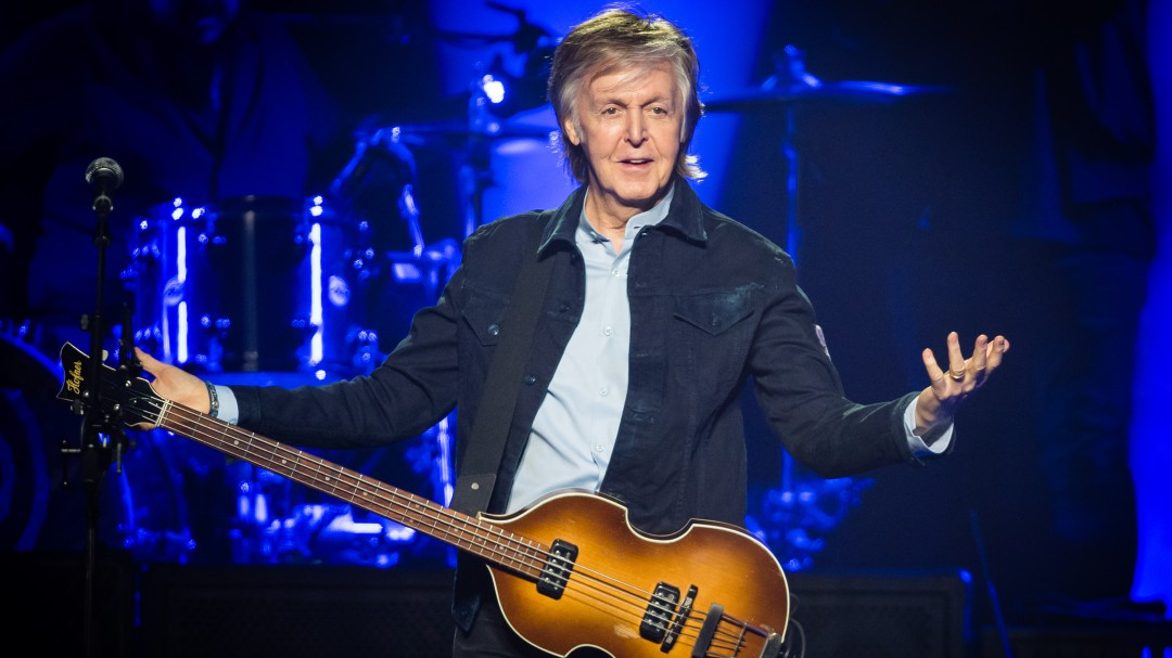 Paul McCartney convertirá 'Qué bello es vivir' en un musical