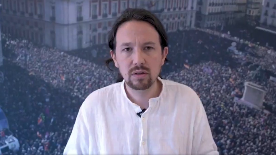"""Pablo Iglesias da un paso atrás: """"No debo ser la excusa del PSOE para que no haya un gobierno de coalición"""""""