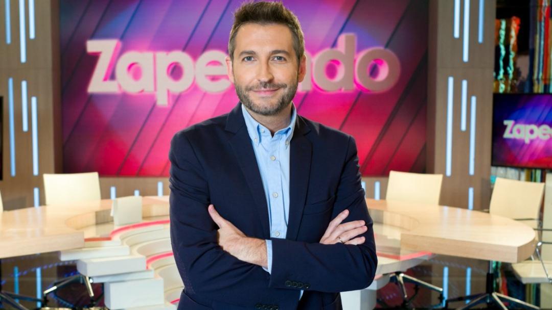 Nunca oro Padre  Frank Blanco anuncia que deja 'Zapeando' | Televisión en la Cadena SER |  Cadena SER
