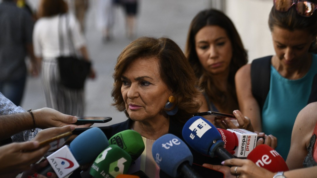 Reunión esta tarde de los negociadores de PSOE y Podemos para pactar la investidura