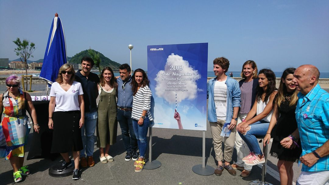 Presentado El Programa De Semana Grande De San Sebastián Radio San Sebastián Cadena Ser