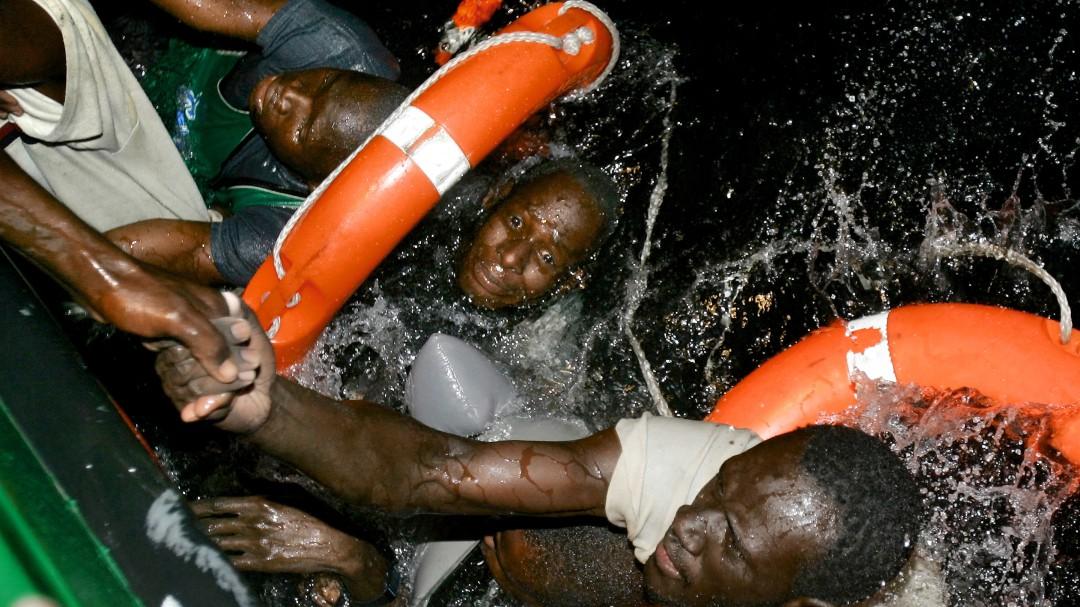 El naufragio con más cadáveres recuperados en las rutas hacia España