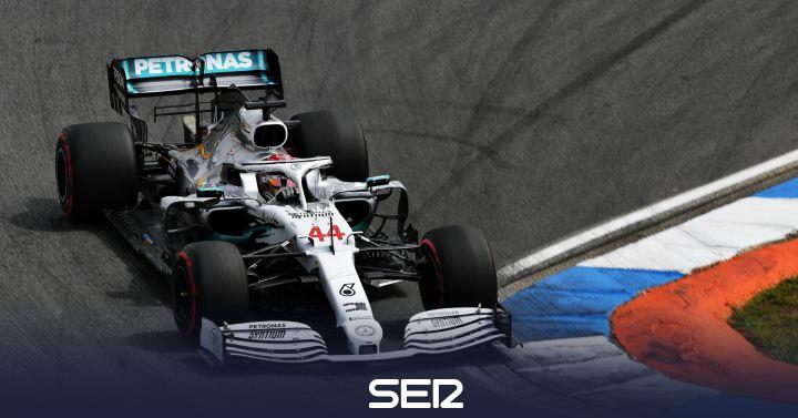 Ferrari entrega en bandeja una nueva pole para Hamilton