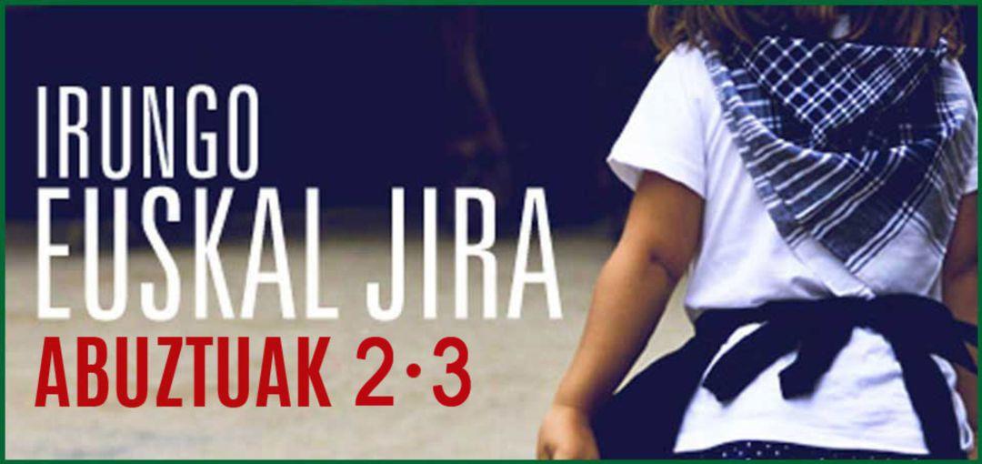 La tradicional Euskal Jira, cita ineludible en el verano irunés