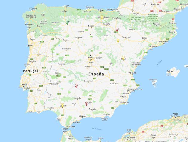 Dgt Como Detectar Radares Con Google Maps Sociedad Cadena Ser