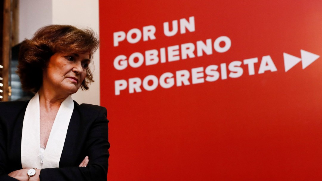 últimas Noticias Sobre Carmen Calvo Cadena Ser