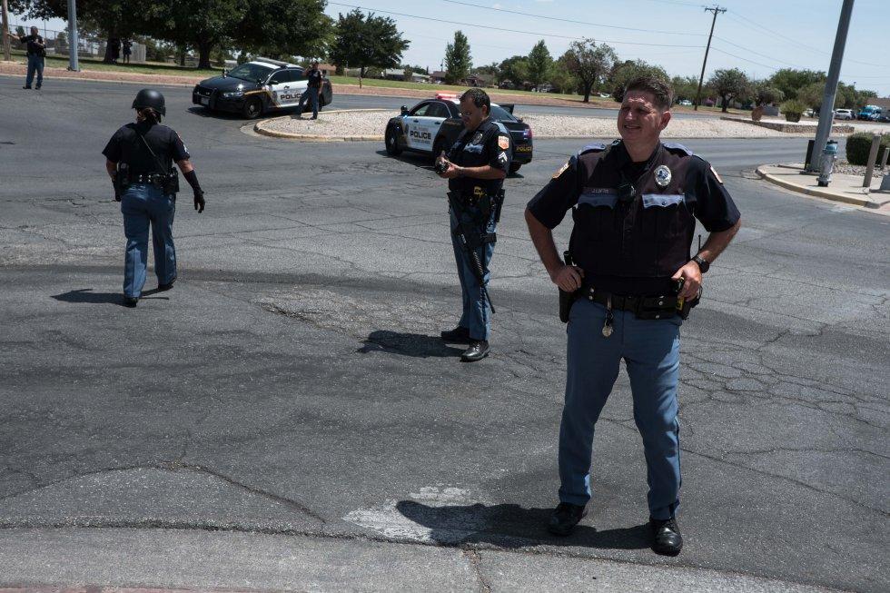 El tiroteo ha ocurrido este sábado en un centro comercial en esa ciudad.