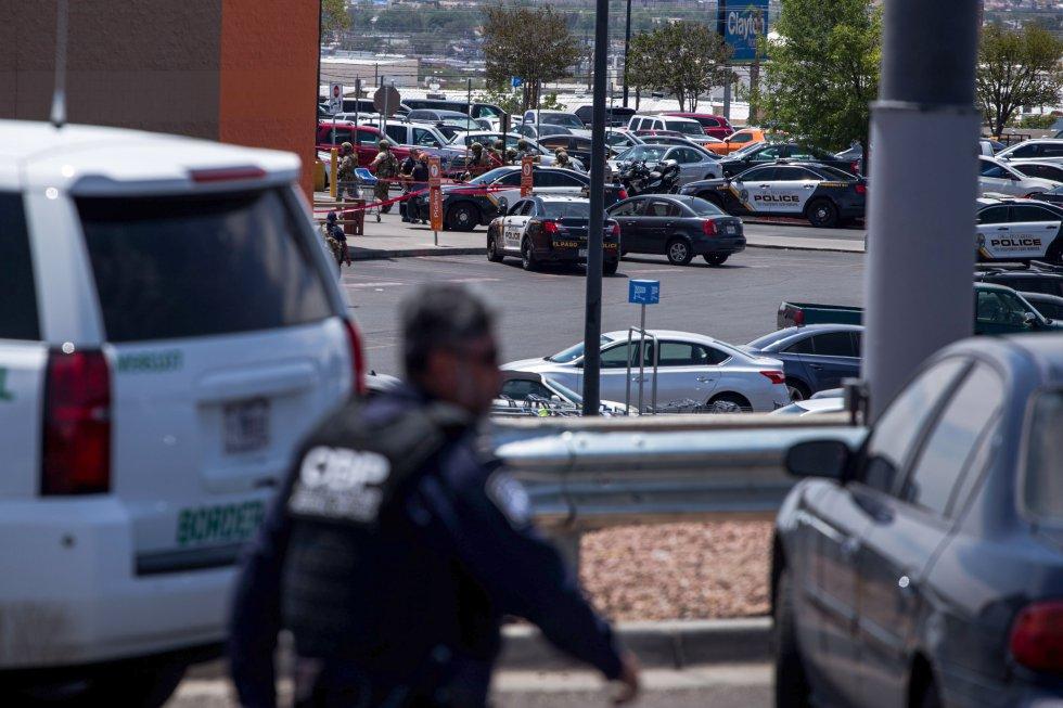 La policía local afirma que puede haber más de un tirador.