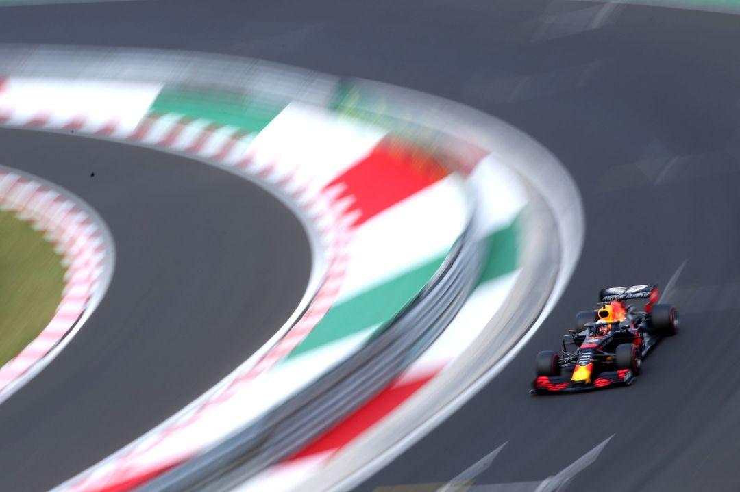 GP de Hungría, en directo
