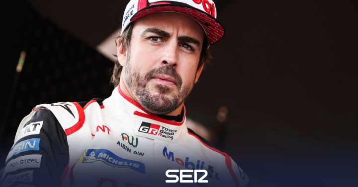 "Fernando Alonso: ""Me sabe mal que Vettel piense así"""