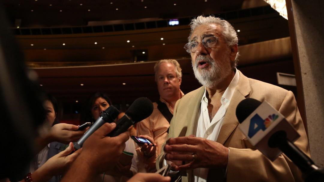 Guirao advierte sobre la 'pena del telediario' en el caso de Plácido Domingo