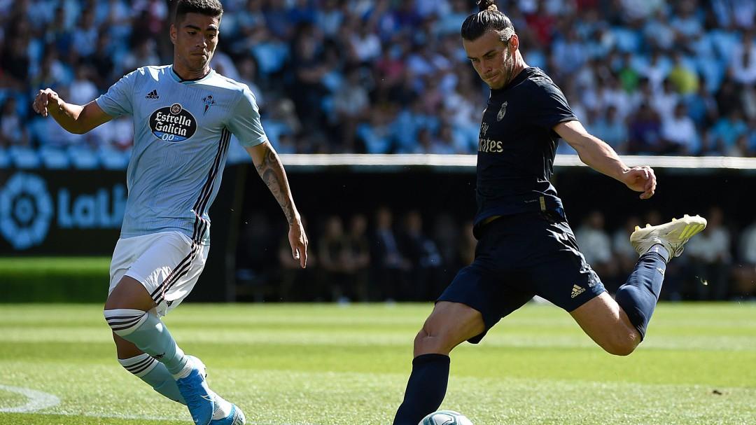 El Real Madrid coge aire en Balaídos con Gareth Bale como estrella