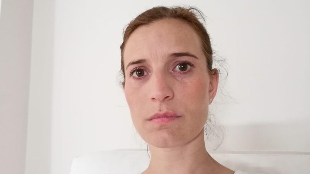 """María Teresa: """"He perdido a mi bebé de 18 semanas por el brote de listeria"""""""
